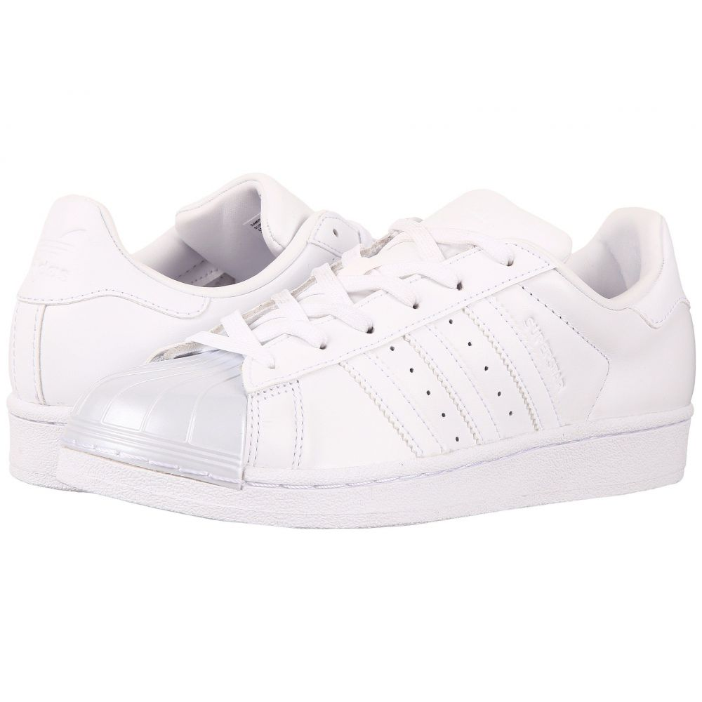 アディダス adidas Originals レディース シューズ・靴 スニーカー【Superstar Glossy Toe】Footwear White/Footwear White/Core Black