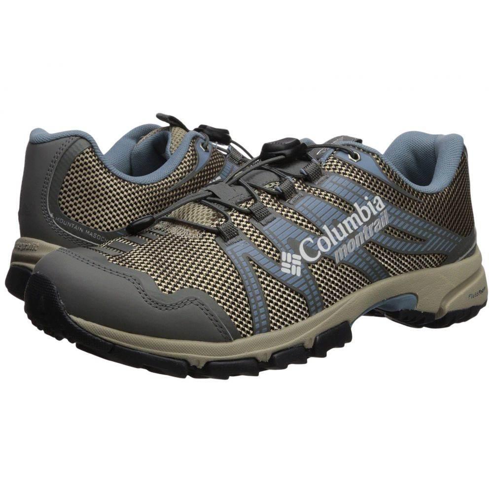 コロンビア Columbia レディース ランニング・ウォーキング シューズ・靴【Mountain Masochist IV】Ancient Fossil/Dark Mirage