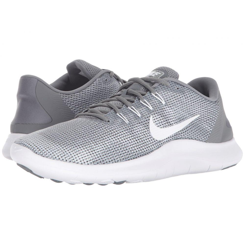 ナイキ Nike メンズ ランニング・ウォーキング シューズ・靴【Flex RN 2018】Cool Grey/White