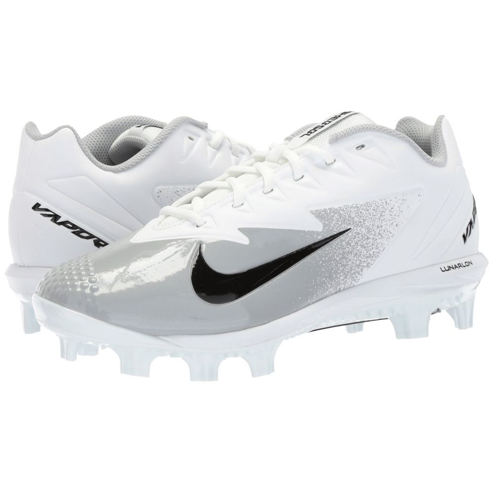 ナイキ Nike メンズ 野球 シューズ・靴【Vapor Ultrafly Pro MCS】White/Black/Wolf Grey