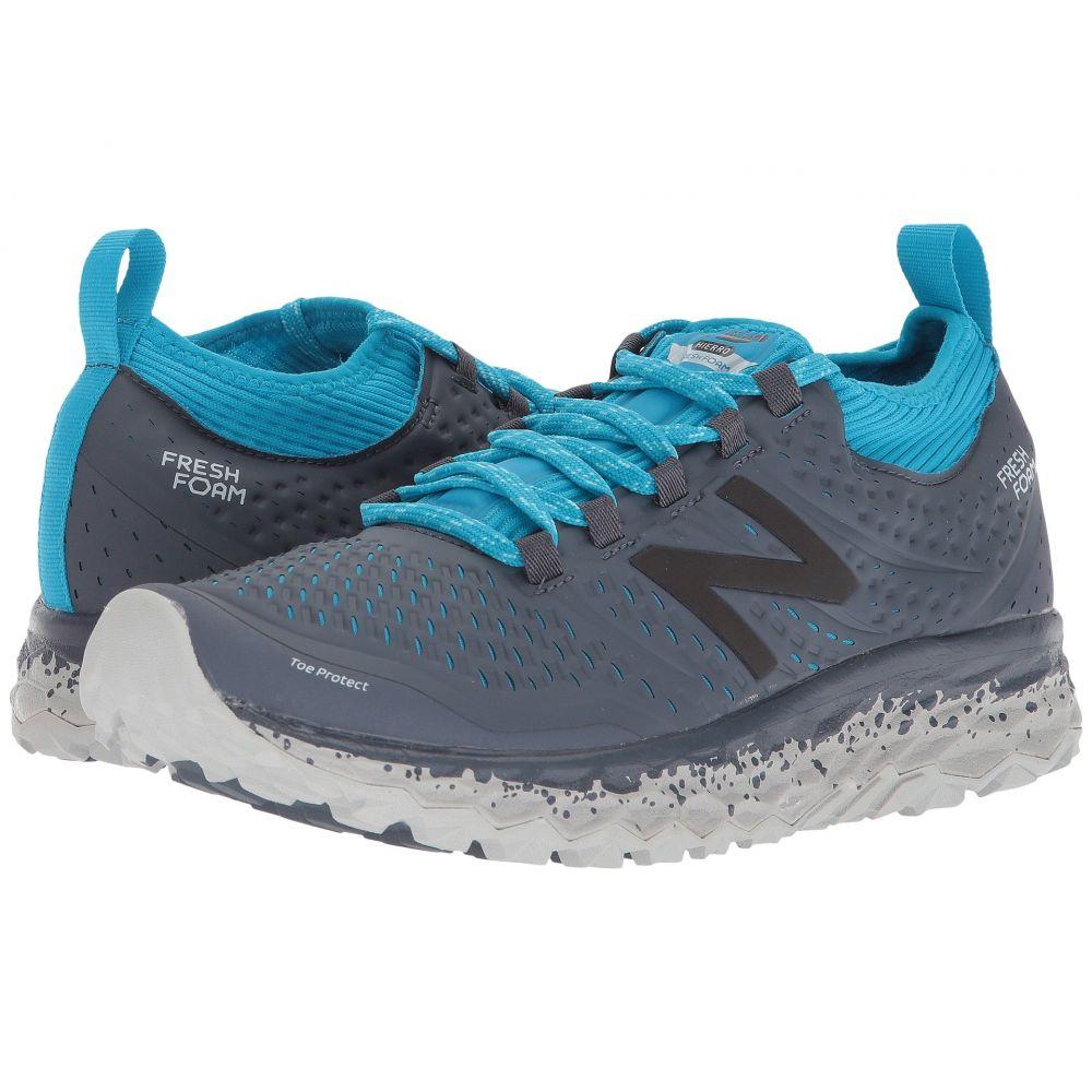 ニューバランス New Balance レディース ランニング・ウォーキング シューズ・靴【Fresh Foam Hierro v3】Thunder/Maldives Blue