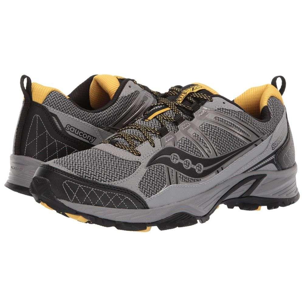 サッカニー Saucony メンズ ランニング・ウォーキング シューズ・靴【Escape TR4】Grey/Black/Yellow