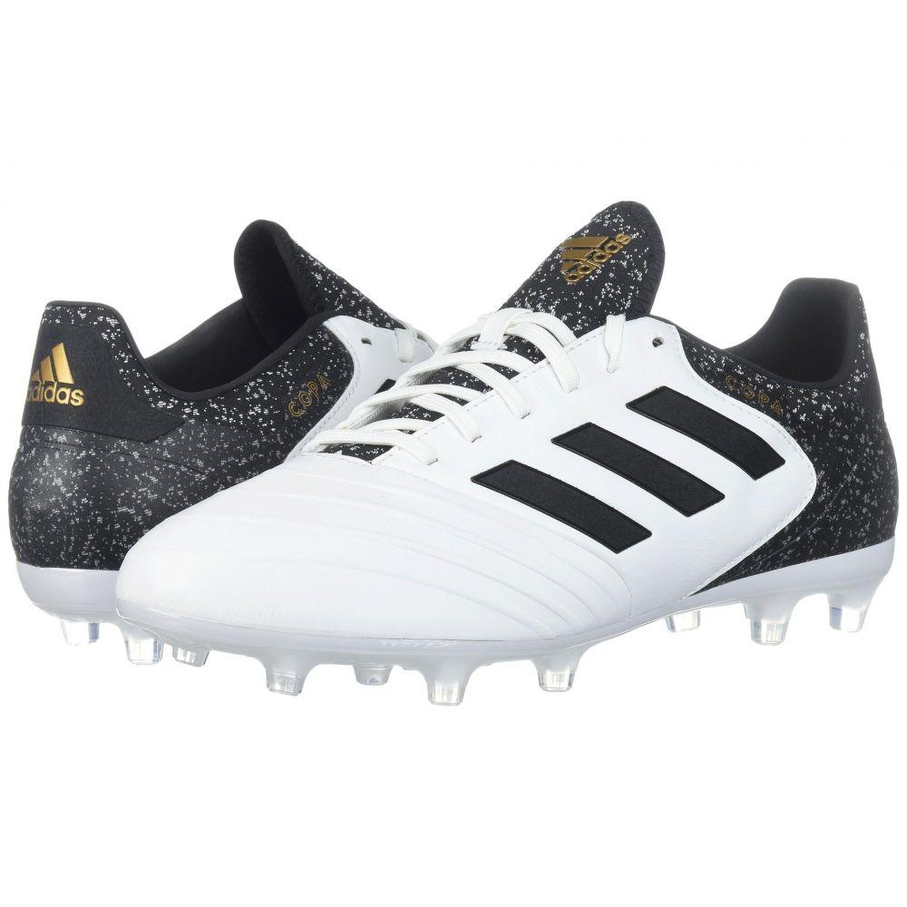 アディダス adidas メンズ サッカー シューズ・靴【Copa 18.2 FG】White/Black/Tactile Gold