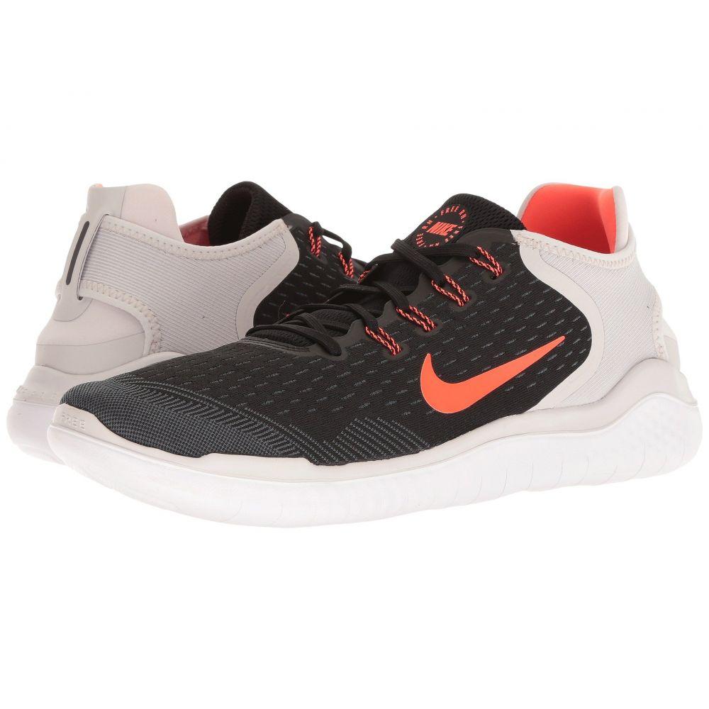 ナイキ Nike メンズ ランニング・ウォーキング シューズ・靴【Free RN 2018】Black/Total Crimson/Vast Grey/White