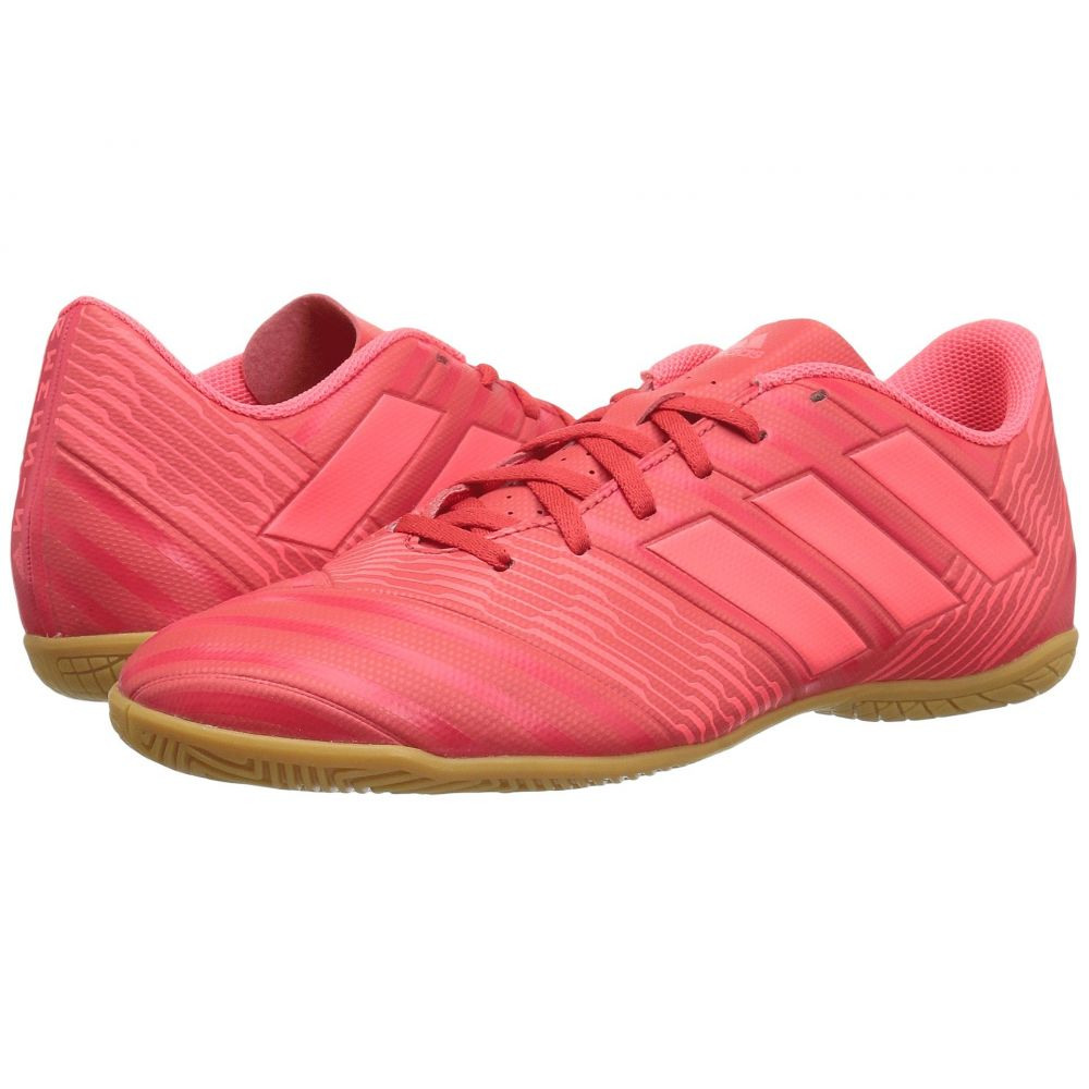 アディダス adidas メンズ サッカー シューズ・靴【Nemeziz Tango 17.4 Indoor】Real Coral/Red Zest/Black