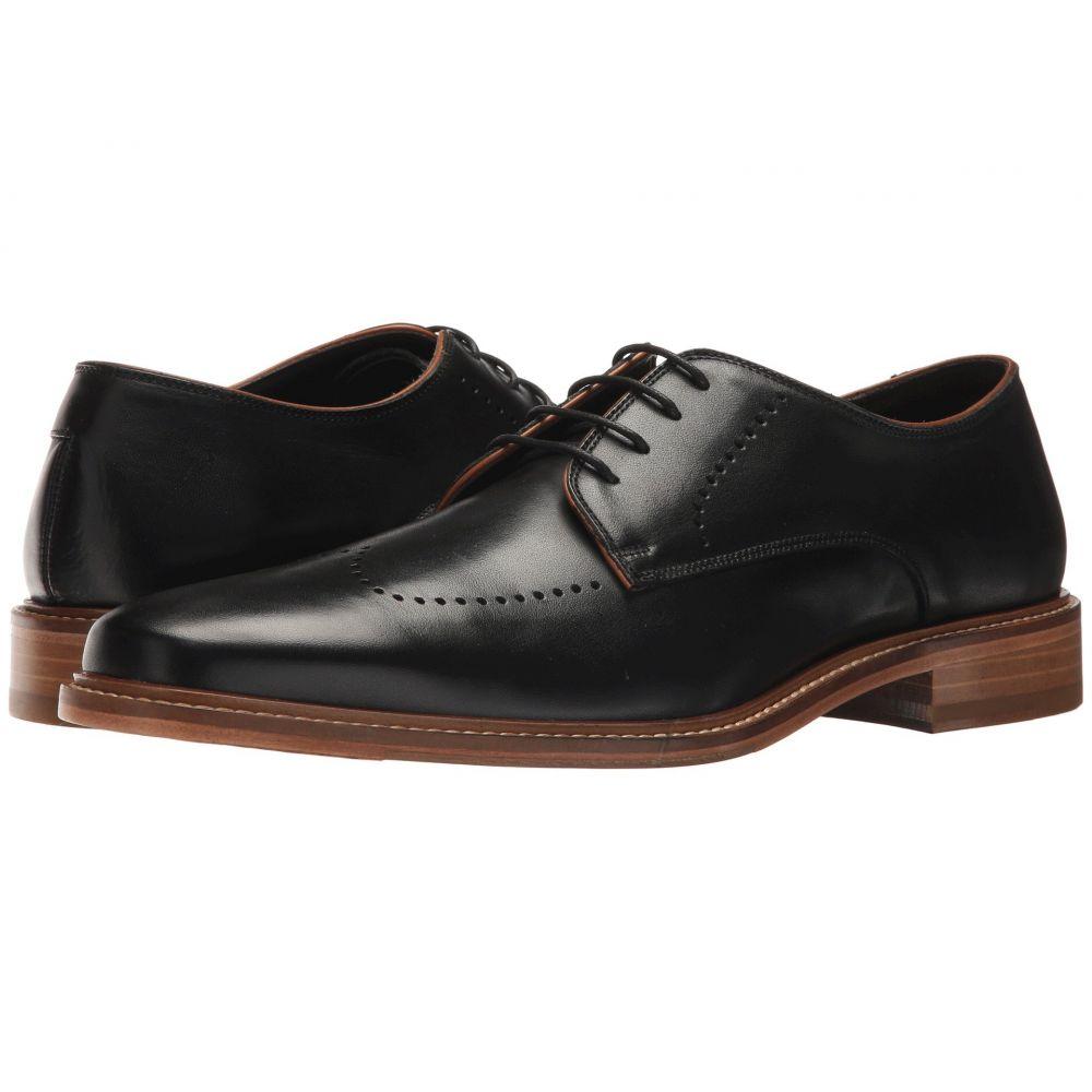 ブルーノ マリ Bruno Magli メンズ シューズ・靴 革靴・ビジネスシューズ【John】Black