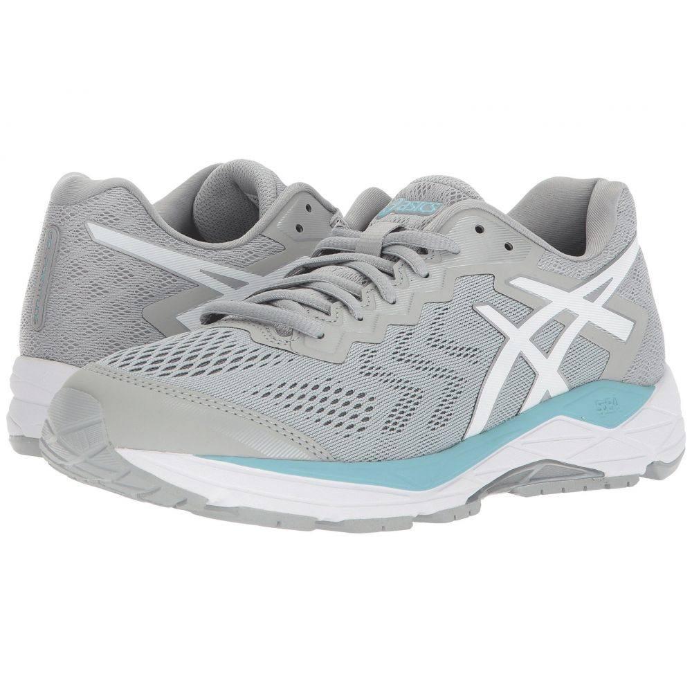アシックス ASICS レディース ランニング・ウォーキング シューズ・靴【GEL-Fortitude 8】Mid Grey/White/Porcelain Blue
