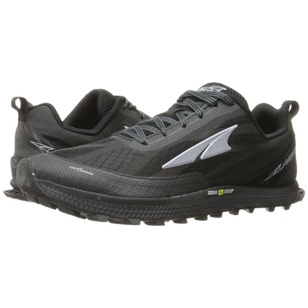 アルトラ Altra Footwear メンズ ランニング・ウォーキング シューズ・靴【Superior 3】Black/Yellow