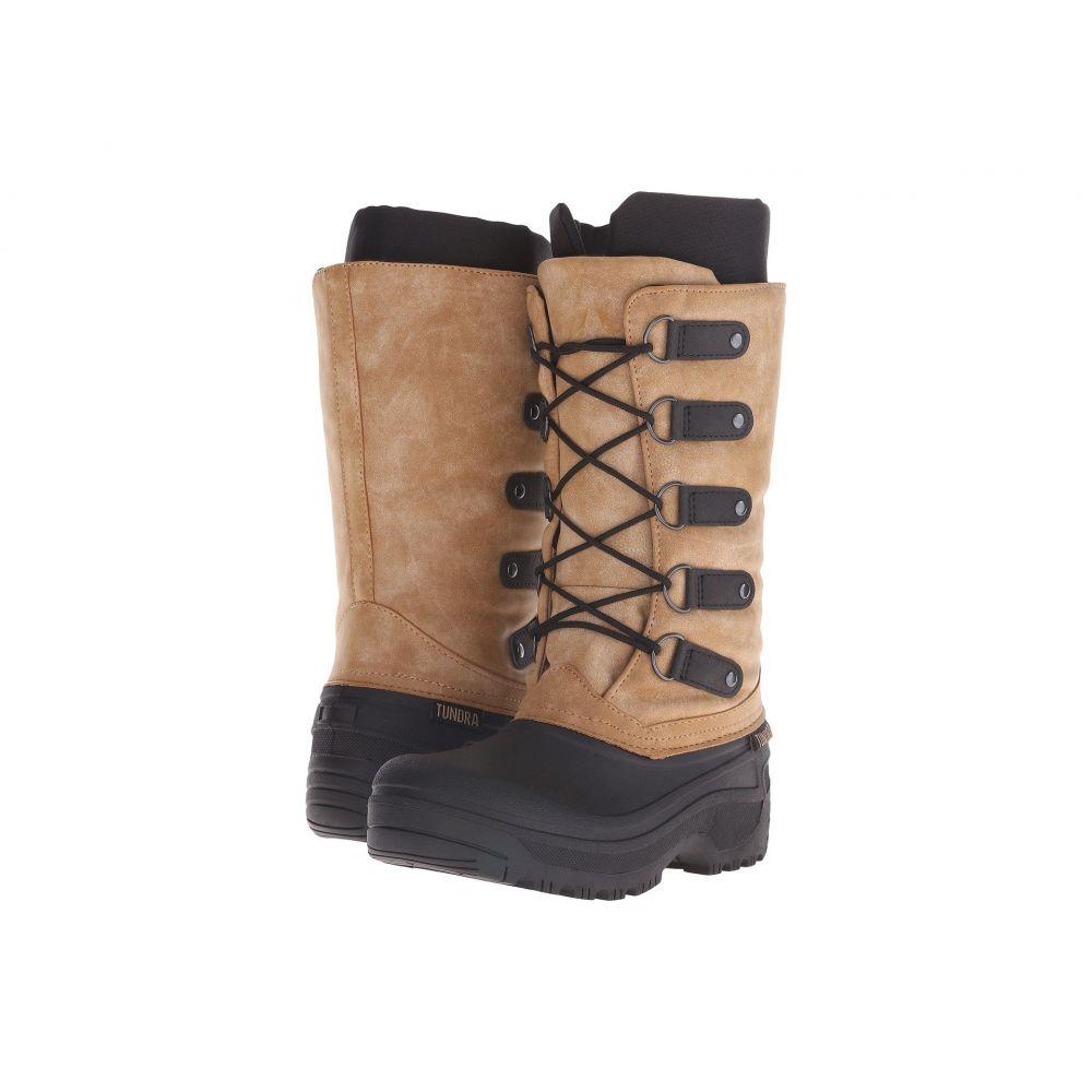 ツンドラブーツ Tundra Boots レディース シューズ・靴 ブーツ【Tatiana】Black/Tan