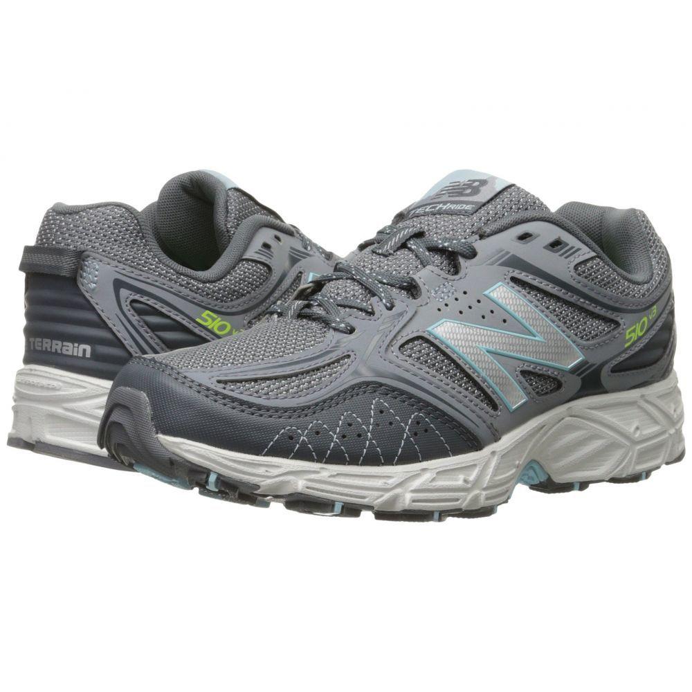 ニューバランス New Balance レディース ランニング・ウォーキング シューズ・靴【WT510V3 - USA】Grey/Fresh Water