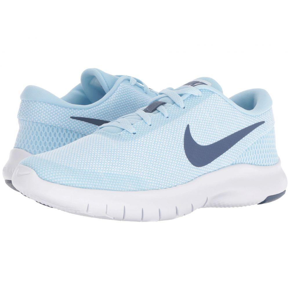ナイキ Nike レディース ランニング・ウォーキング シューズ・靴【Flex Experience RN 7】Cobalt Tint/Diffused Blue/White