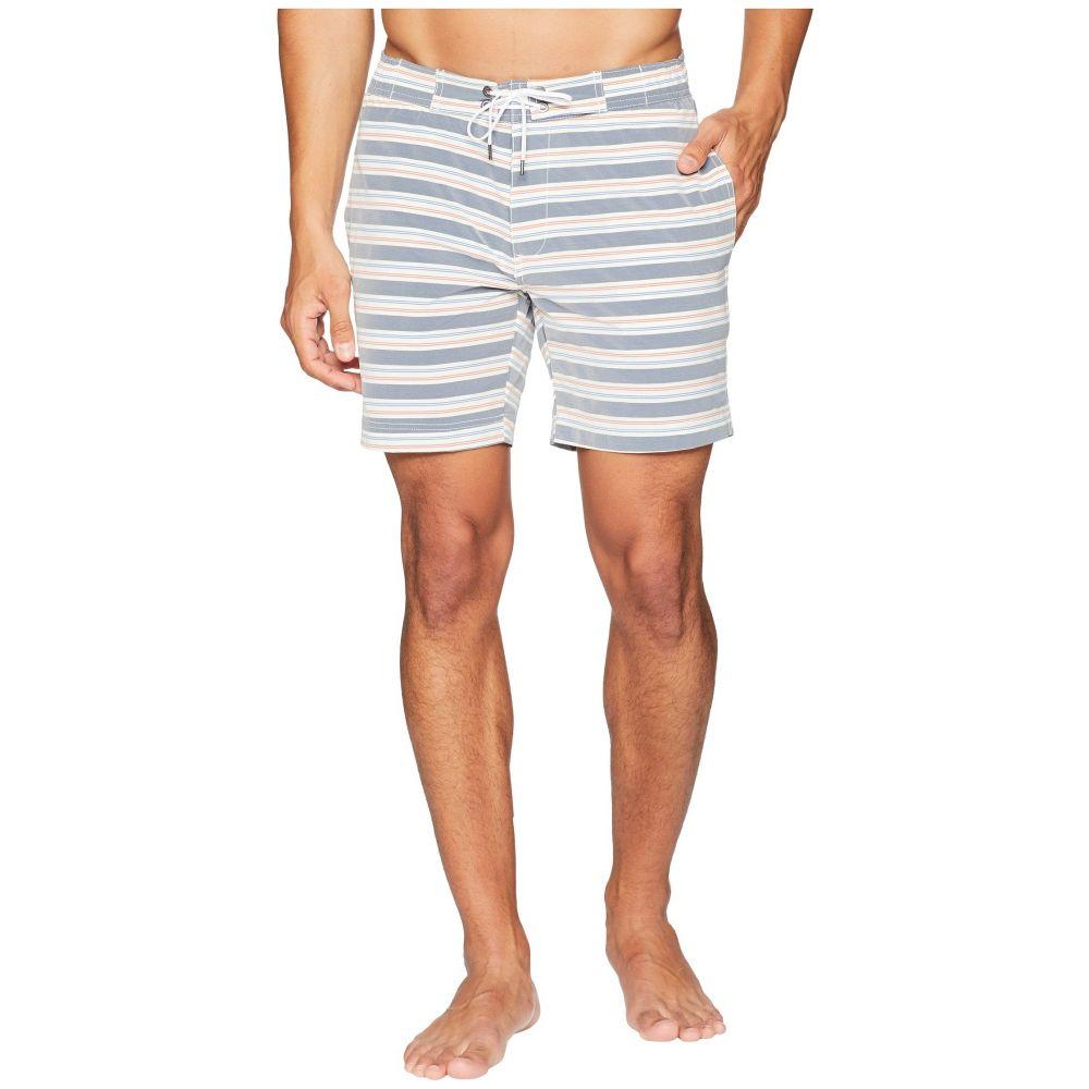 オニア onia メンズ 水着・ビーチウェア 海パン【Alek 7 American Stripe Swim Trunk】Multi