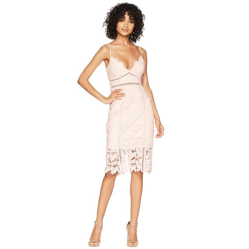 バルドー Bardot レディース ワンピース・ドレス ワンピース【Botanica Lace Dress】Melon