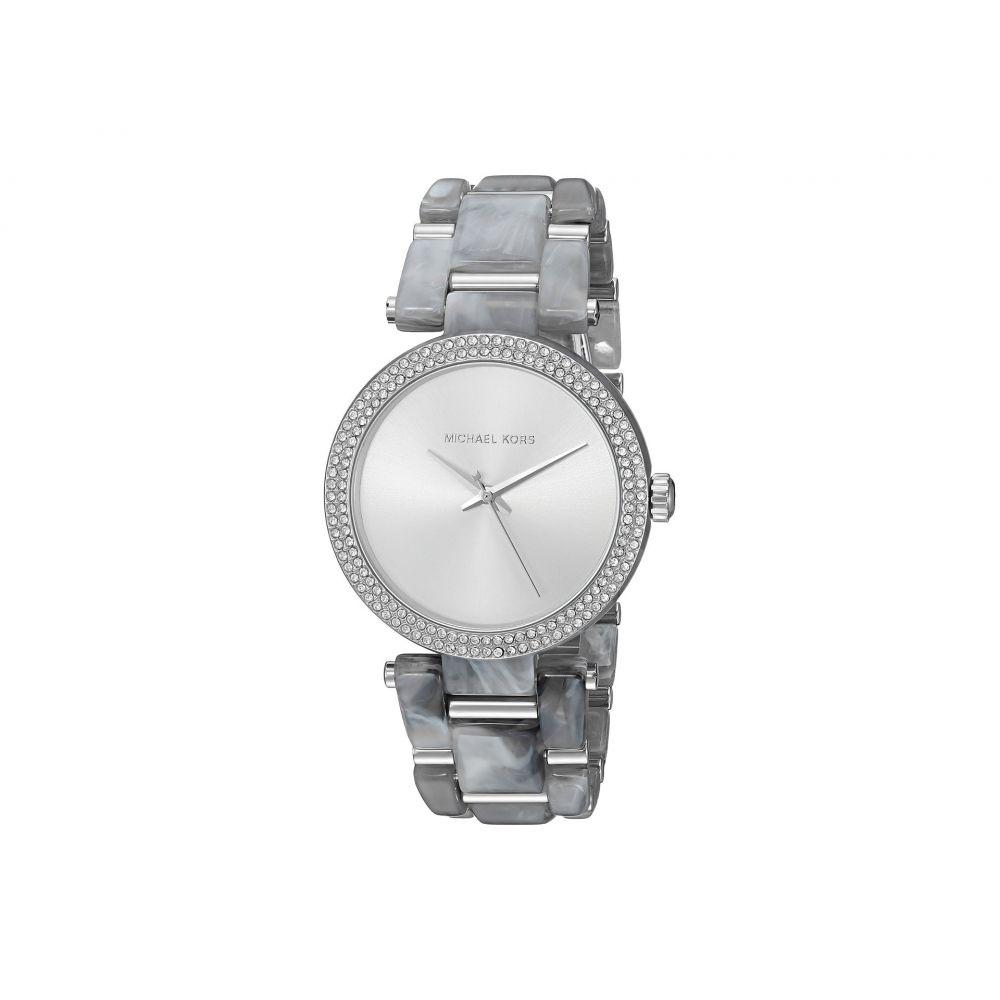 マイケル コース Michael Kors レディース 腕時計【MK4320 - Delray】Silver/Grey