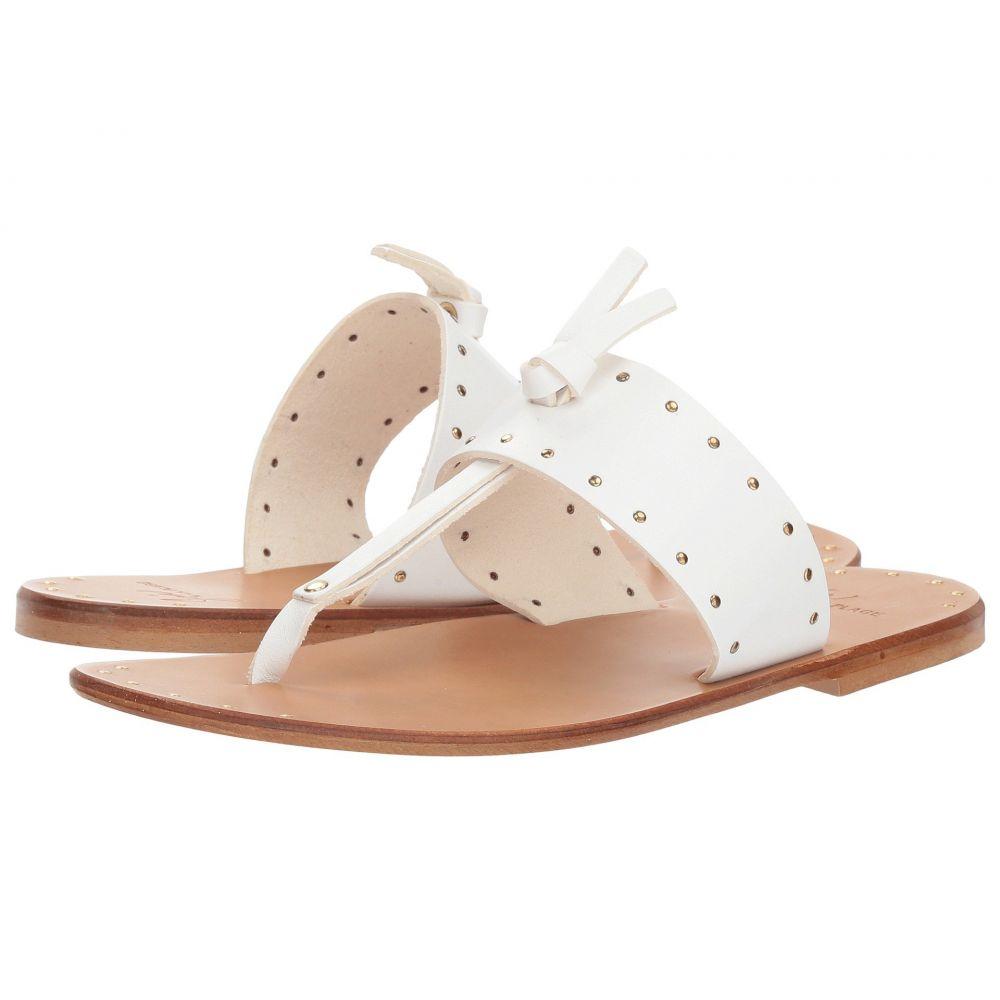 ジョア Joie レディース シューズ・靴 ビーチサンダル【Baeli Stud】White Vacchetta