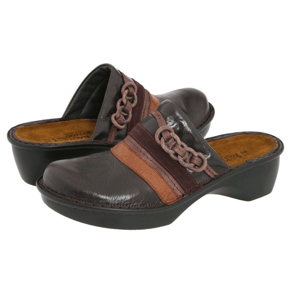 ナオト Naot レディース シューズ・靴【Belize】Espresso Leather/Acropolis Leather/Rusty Glow Nubuck/Violet Nub
