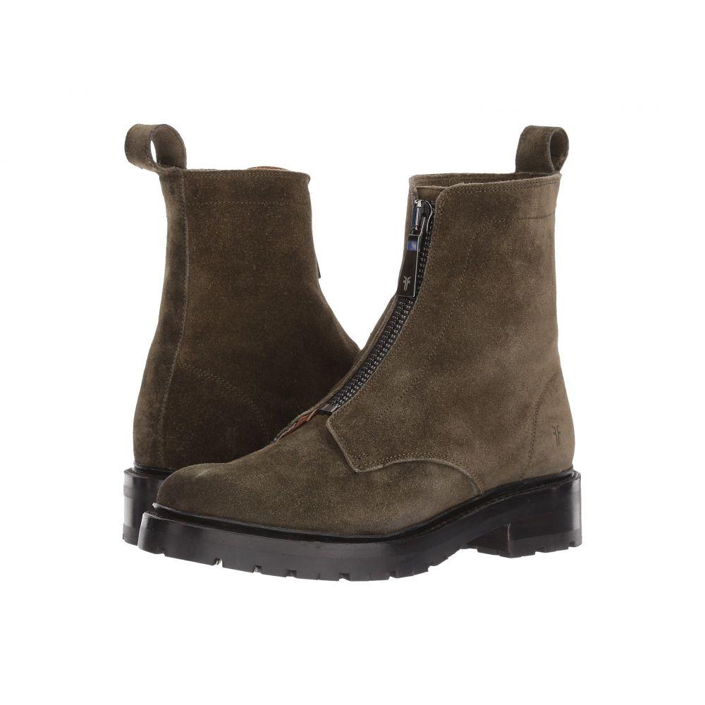フライ Frye レディース シューズ・靴 ブーツ【Julie Front Zip】Forest Soft Oiled Suede