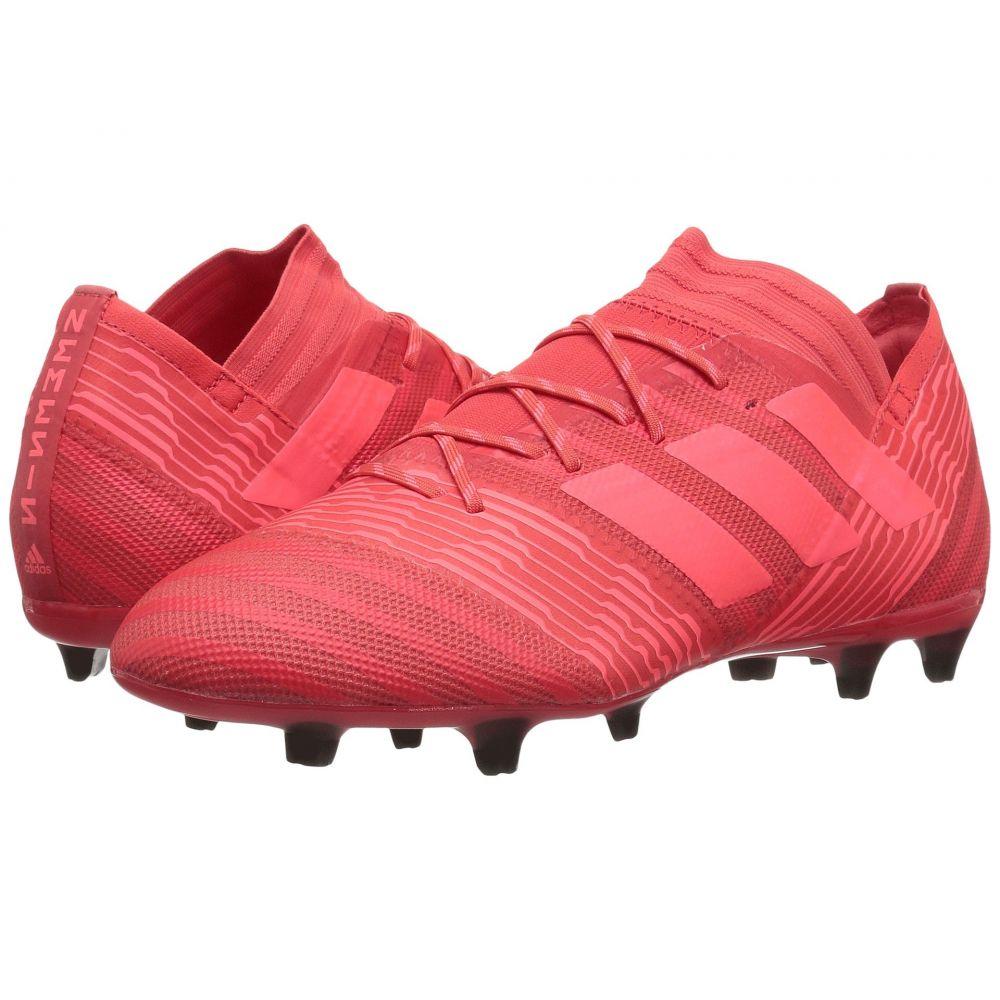 アディダス adidas メンズ サッカー シューズ・靴【Nemeziz 17.2 FG】Real Coral/Red Zest/Black