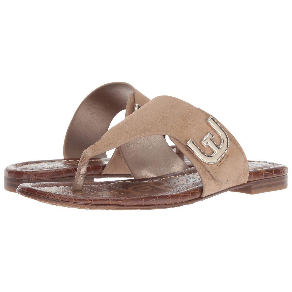 サム エデルマン Sam Edelman レディース シューズ・靴 ビーチサンダル【Barry】Oatmeal Kid Suede Leather