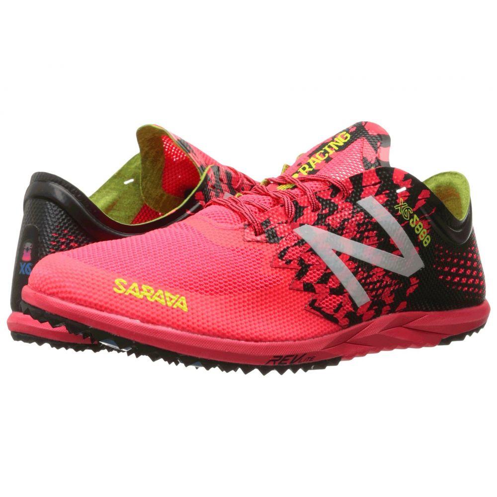 ニューバランス New Balance メンズ ランニング・ウォーキング シューズ・靴【MXC5000v3】Pink/Black