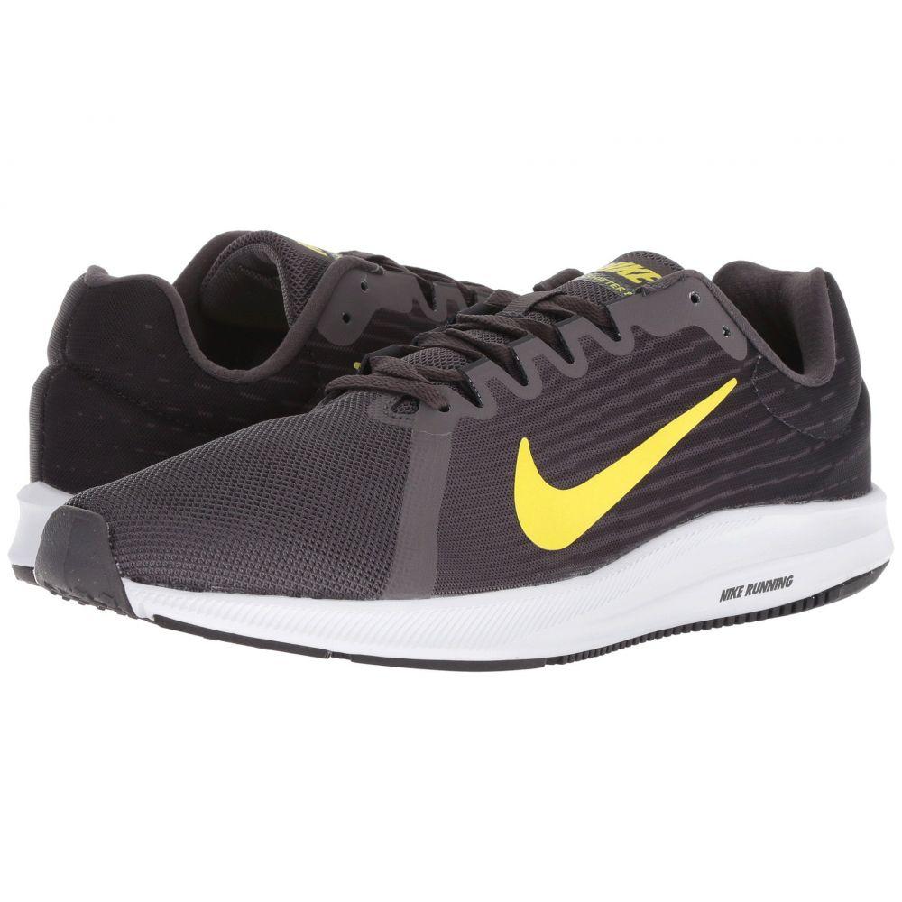 ナイキ Nike メンズ ランニング・ウォーキング シューズ・靴【Downshifter 8】Thunder Grey/Dynamic Yellow/Oil Grey