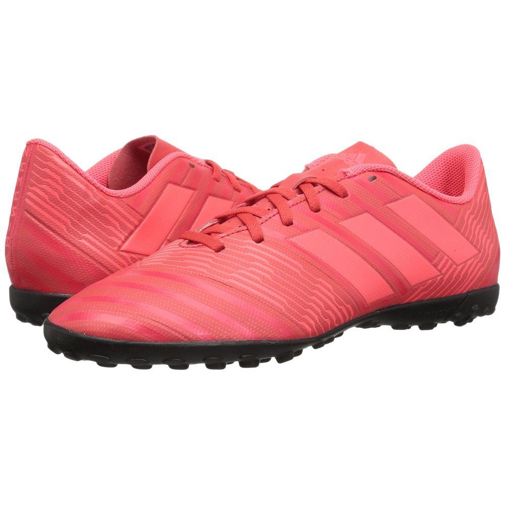 アディダス adidas メンズ サッカー シューズ・靴【Nemeziz Tango 17.4 Turf】Real Coral/Red Zest/Black