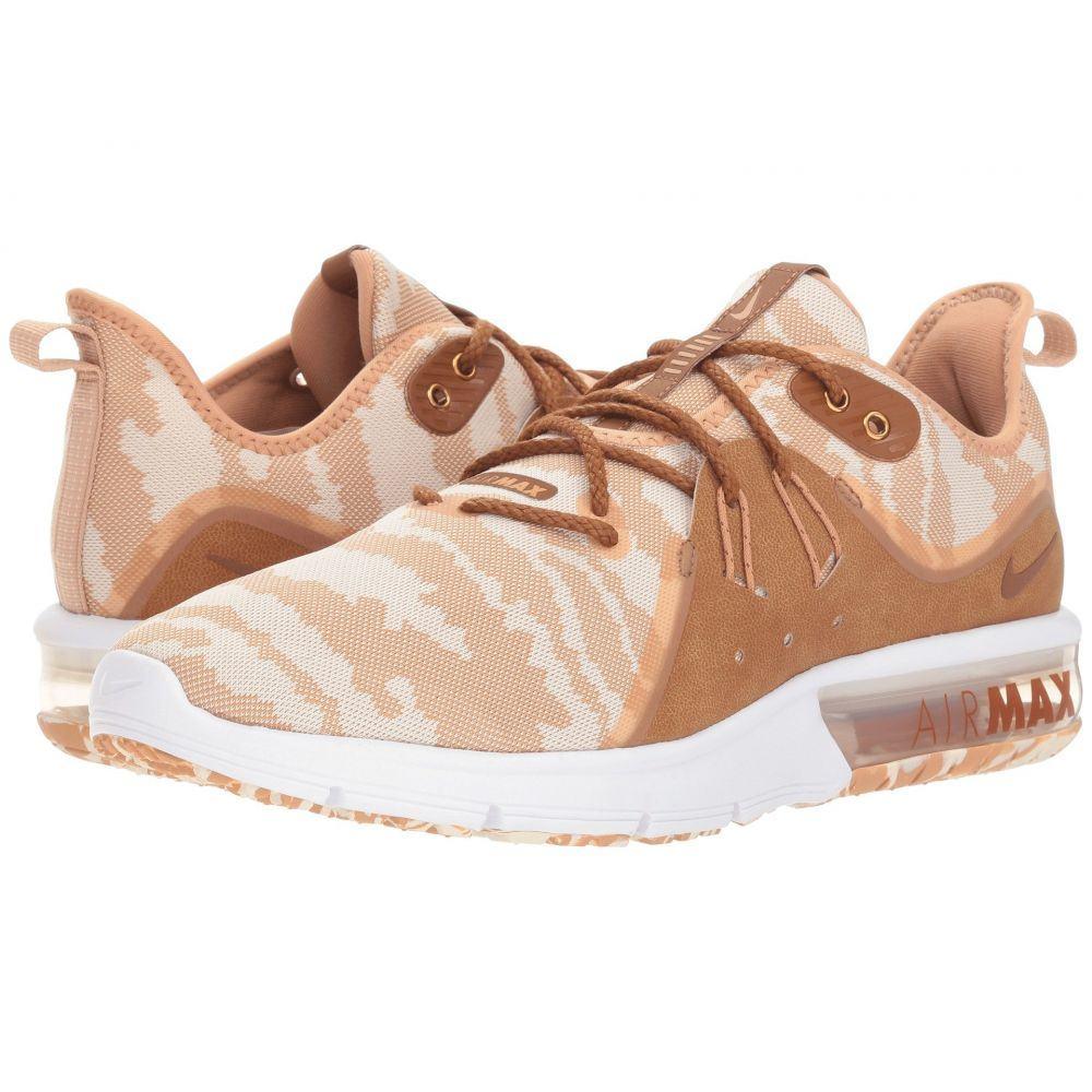 ナイキ Nike メンズ ランニング・ウォーキング シューズ・靴【Air Max Sequent 3 Premium】Light Cream/Light British Tan/Praline