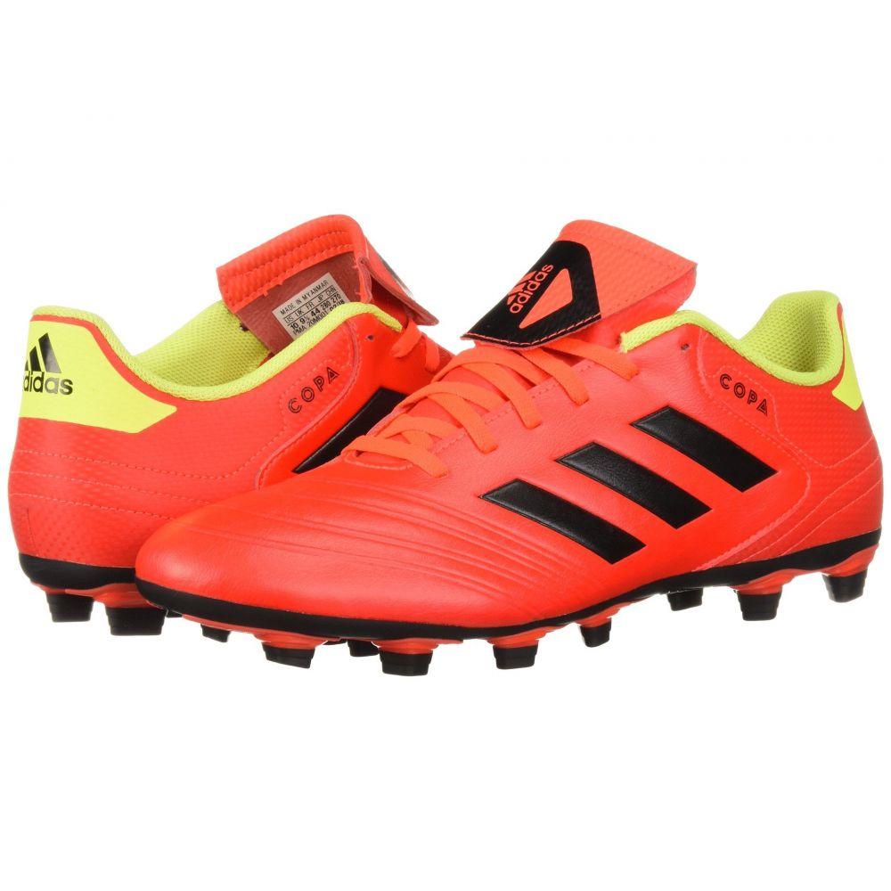 【新発売】 アディダス adidas メンズ サッカー シューズ・靴 アディダス【Copa 18.4 メンズ FxG サッカー】Solar Red/Black/Solar Yellow, 肌かくしーと:de48b178 --- hortafacil.dominiotemporario.com