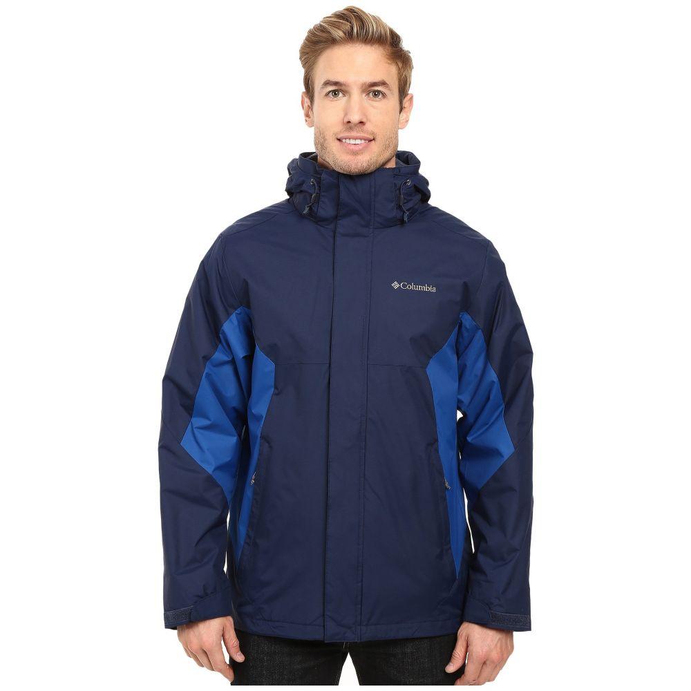 コロンビア Columbia メンズ スキー・スノーボード アウター【Eager Air Interchange Jacket】Collegiate Navy/Marine Blue