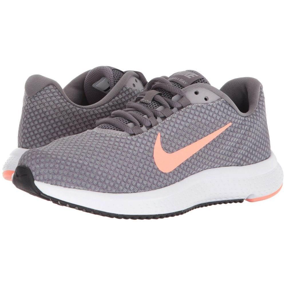 ナイキ Nike レディース ランニング・ウォーキング シューズ・靴【RunAllDay】Gunsmoke/Crimson Pulse/Atmosphere Grey