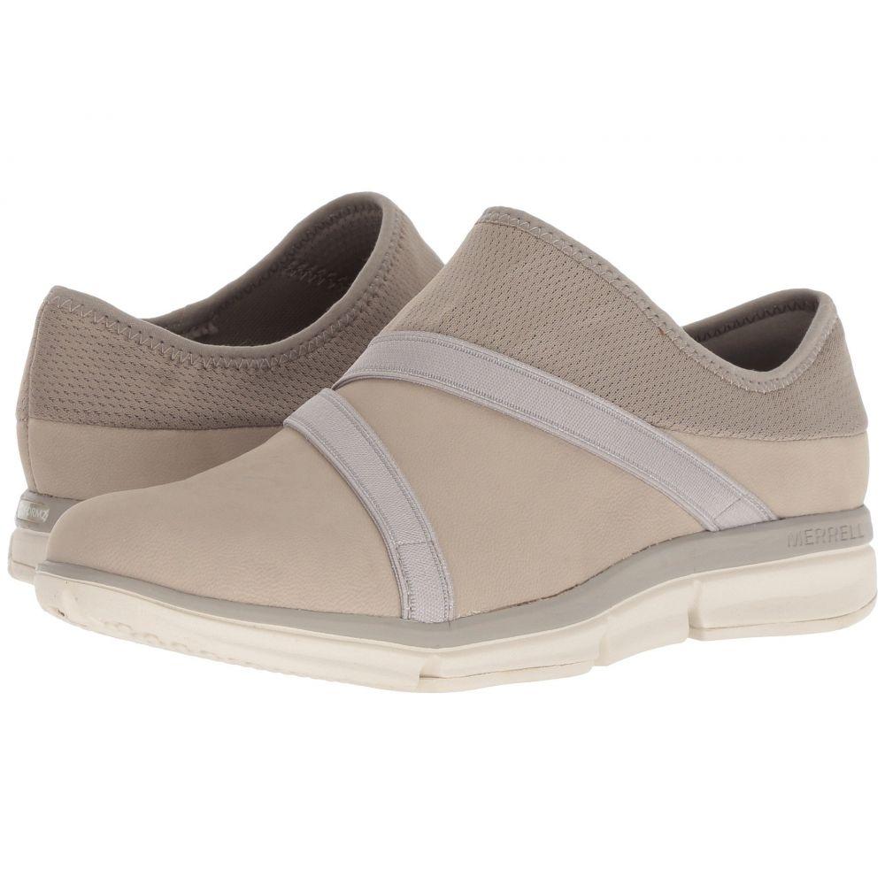 メレル Merrell レディース シューズ・靴 スニーカー【Zoe Sojourn Leather Q2】Aluminum