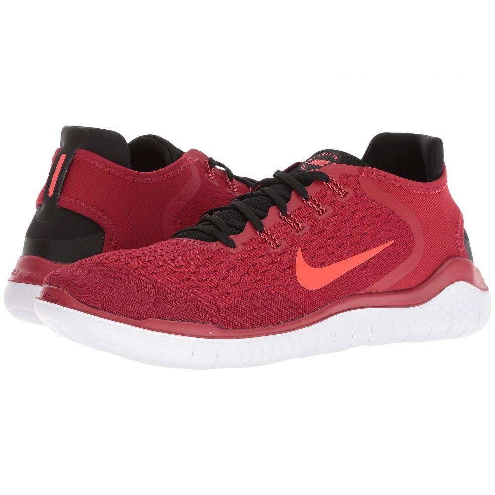 ナイキ Nike メンズ ランニング・ウォーキング シューズ・靴【Free RN 2018】Gym Red/Bright Crimson/Black/Team Red