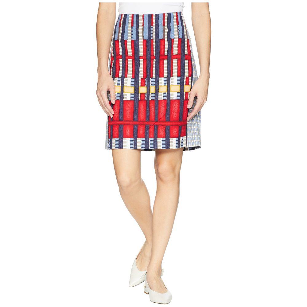 ニックゾー NIC+ZOE レディース スカート【Santiago Hills Block Skirt】Multi