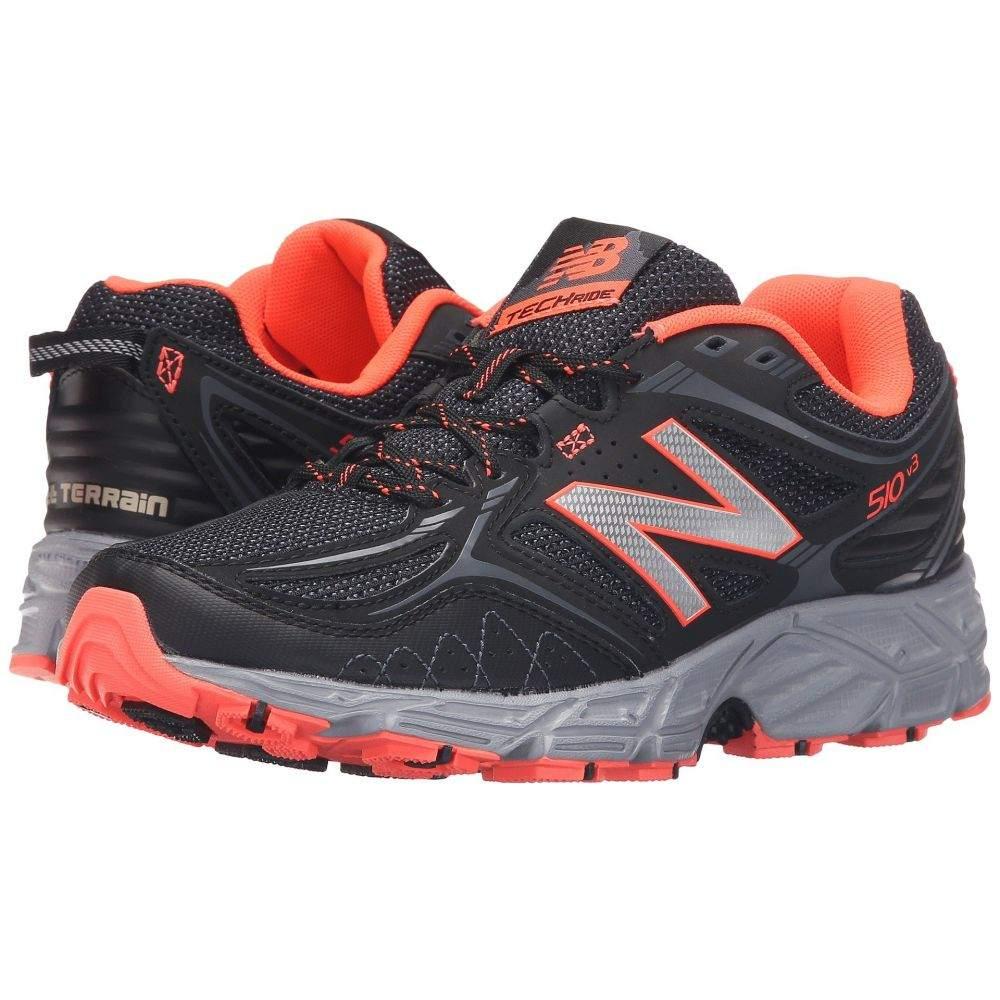 ニューバランス New Balance レディース ランニング・ウォーキング シューズ・靴【WT510V3 - USA】Black/Dragonfly