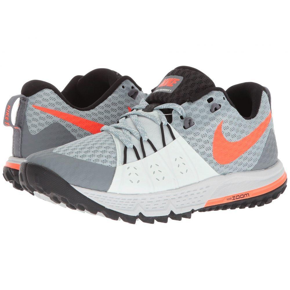 ナイキ Nike レディース ランニング・ウォーキング シューズ・靴【Air Zoom Wildhorse 4】Light Pumice/Total Crimson/Barely Grey