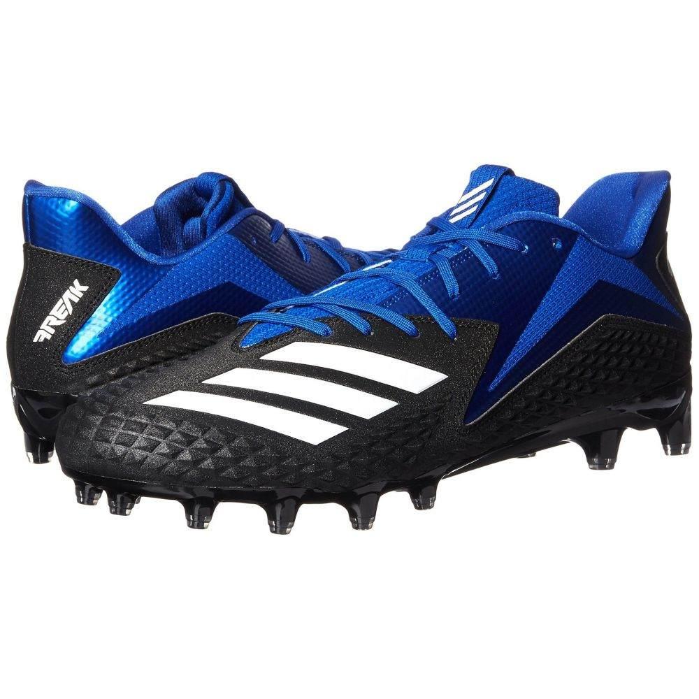 アディダス adidas メンズ アメリカンフットボール シューズ・靴【Freak x Carbon Low】Core Black/Footwear White/Collegiate Royal