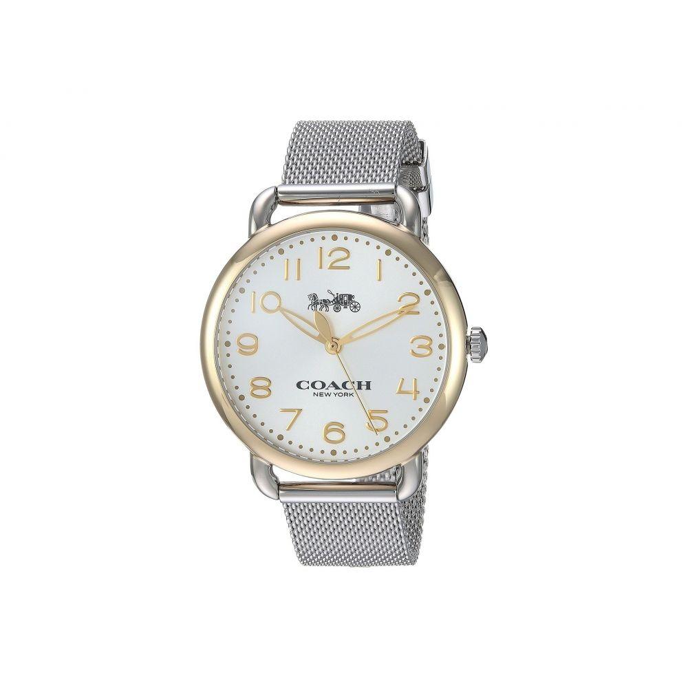 コーチ COACH レディース 腕時計【Delancey - 14502802】Silver