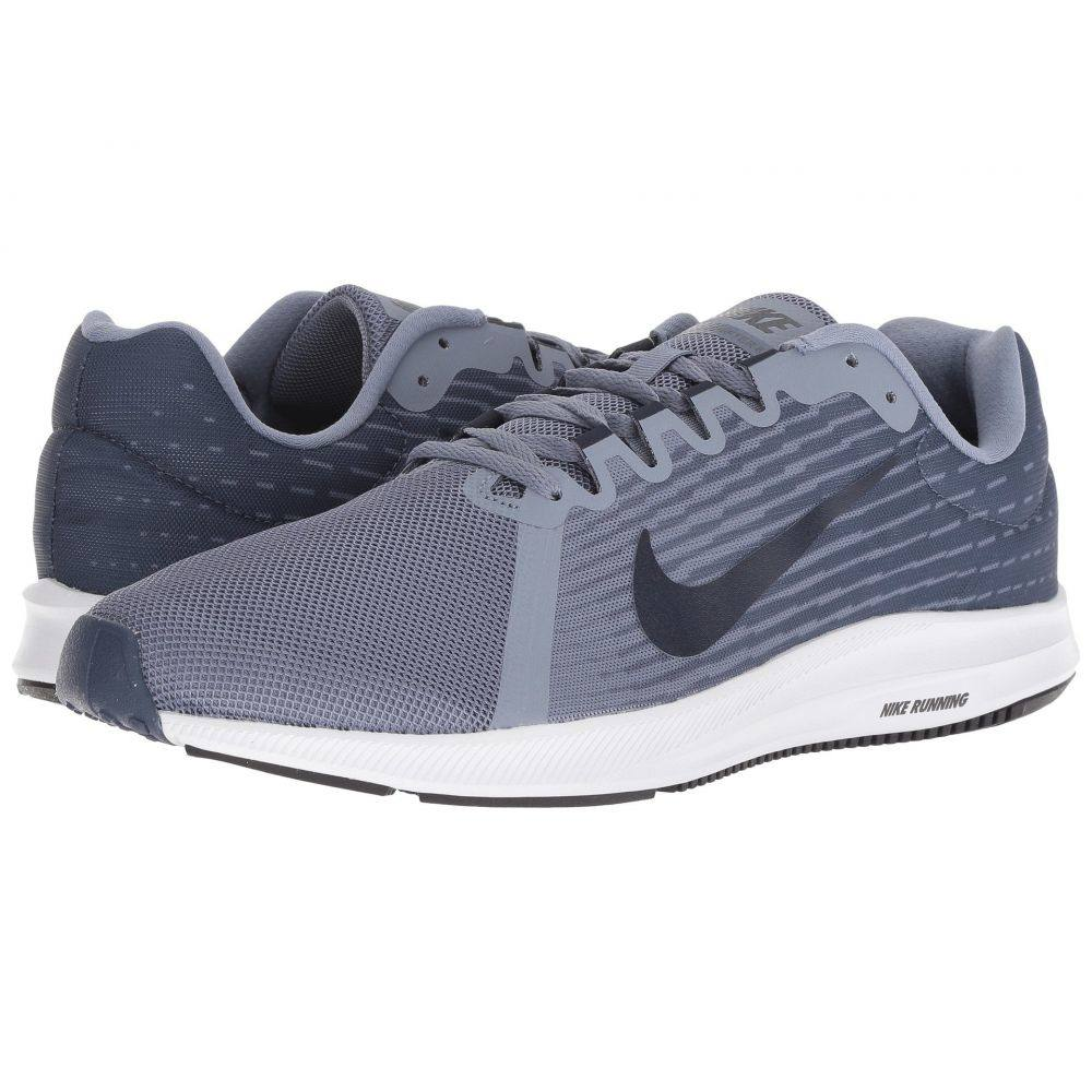 ナイキ Nike メンズ ランニング・ウォーキング シューズ・靴【Downshifter 8】Ashen Slate/Obsidian/Diffused Blue/Black