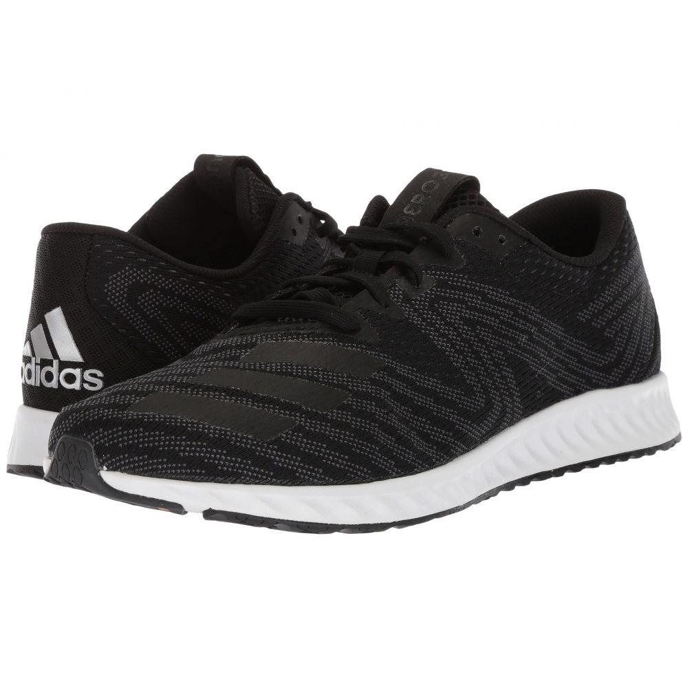 アディダス adidas Running メンズ ランニング・ウォーキング シューズ・靴【Aerobounce PR】Core Black/Silver Metallic/Footwear White
