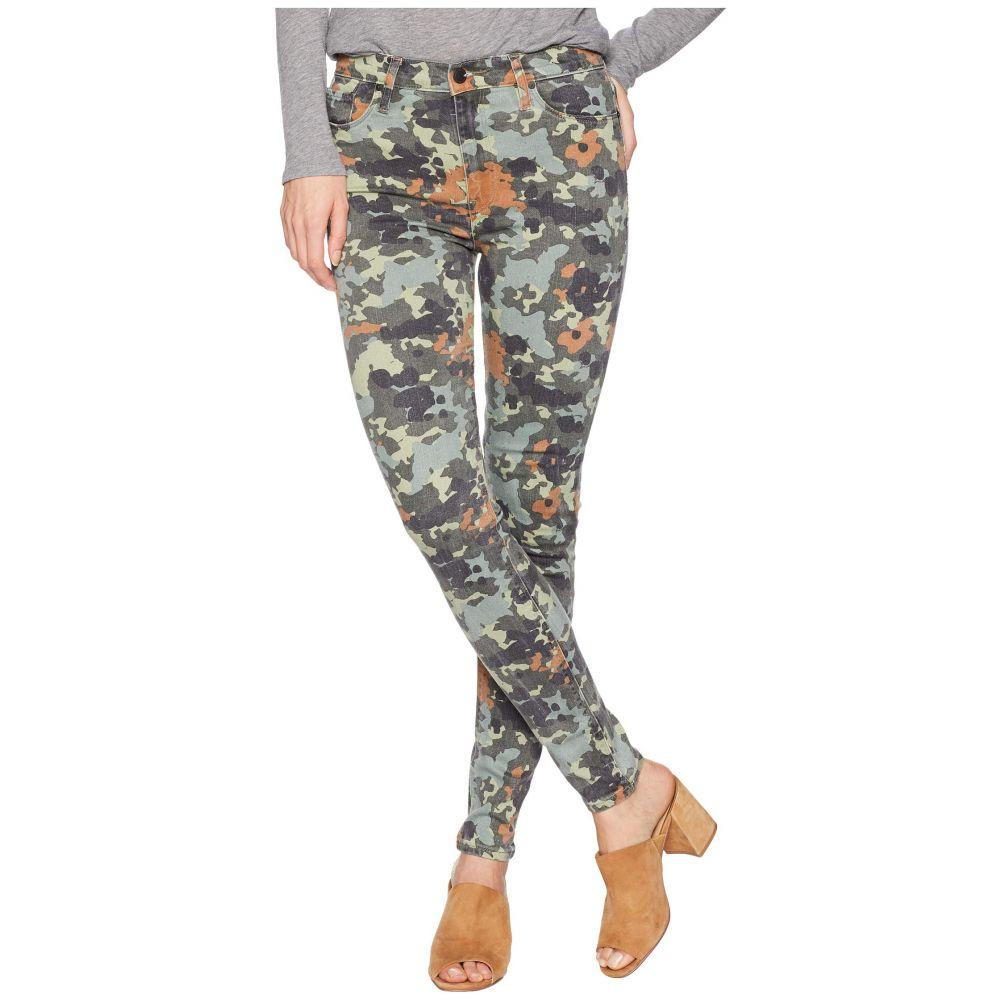 ハドソン Hudson レディース ボトムス・パンツ ジーンズ・デニム【Barbara High-Rise Skinny Jeans in German Camo】German Camo
