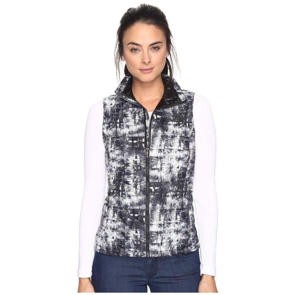 ザ ノースフェイス The North Face レディース トップス ベスト・ジレ【ThermoBall Vest】TNF Black Shibori Print (Prior Season)