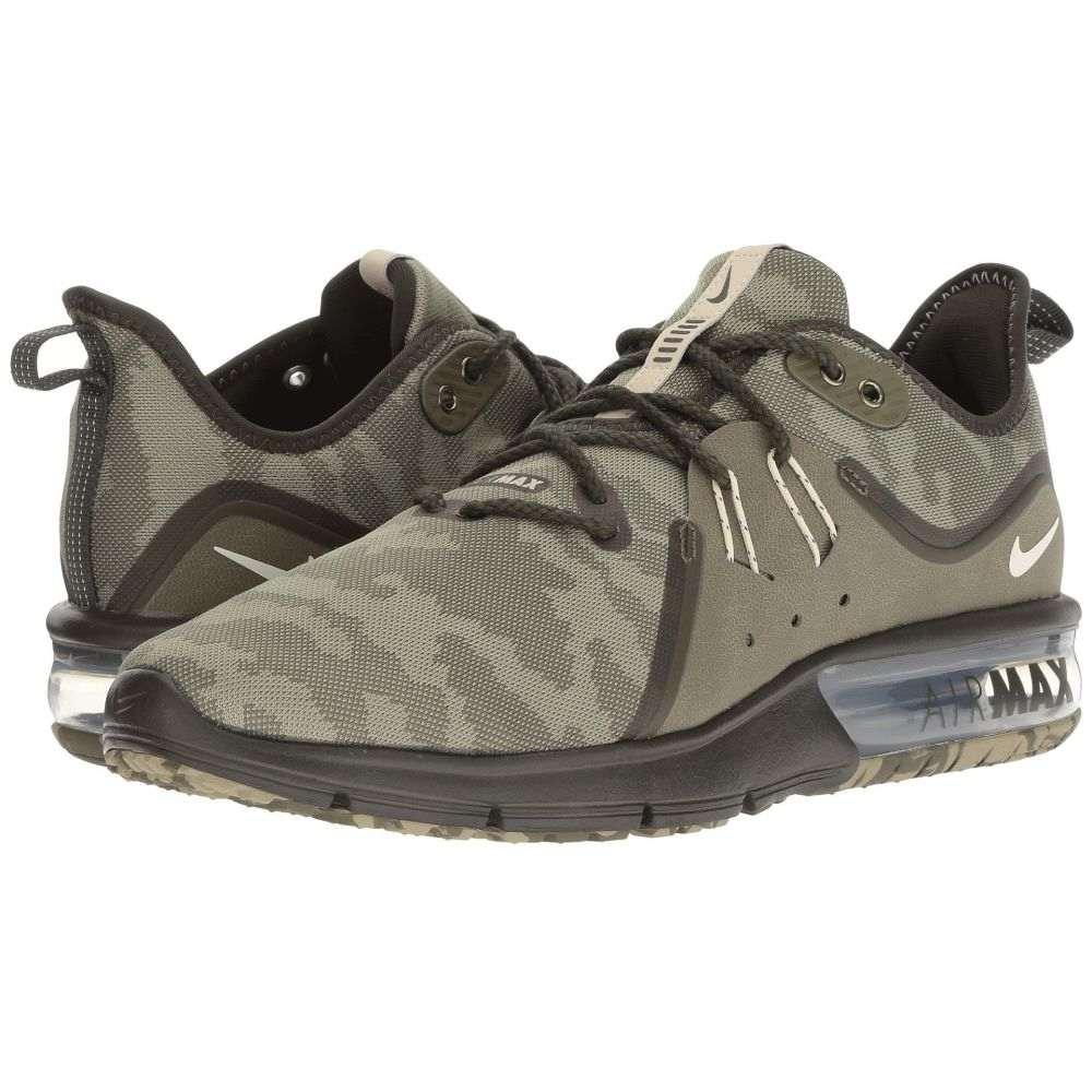 ナイキ Nike メンズ ランニング・ウォーキング シューズ・靴【Air Max Sequent 3 Premium】Medium Olive/Beach/Neutral Olive/Sequoia