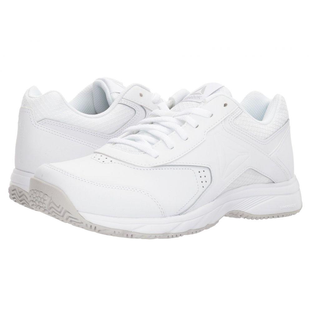 リーボック Reebok レディース シューズ・靴【Work N Cushion 3.0】White/Steel