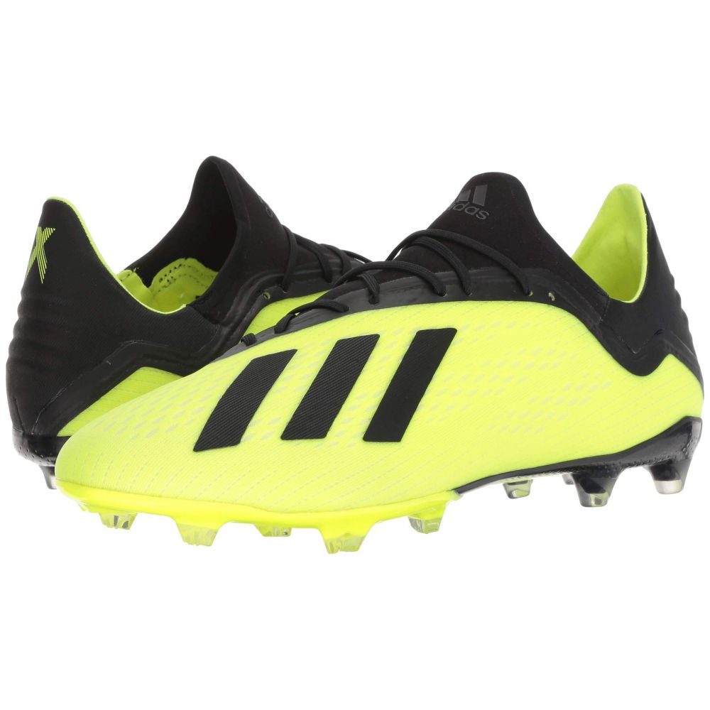 アディダス adidas メンズ サッカー シューズ・靴【X 18.2 FG World Cup Pack】Solar Yellow/Black/White