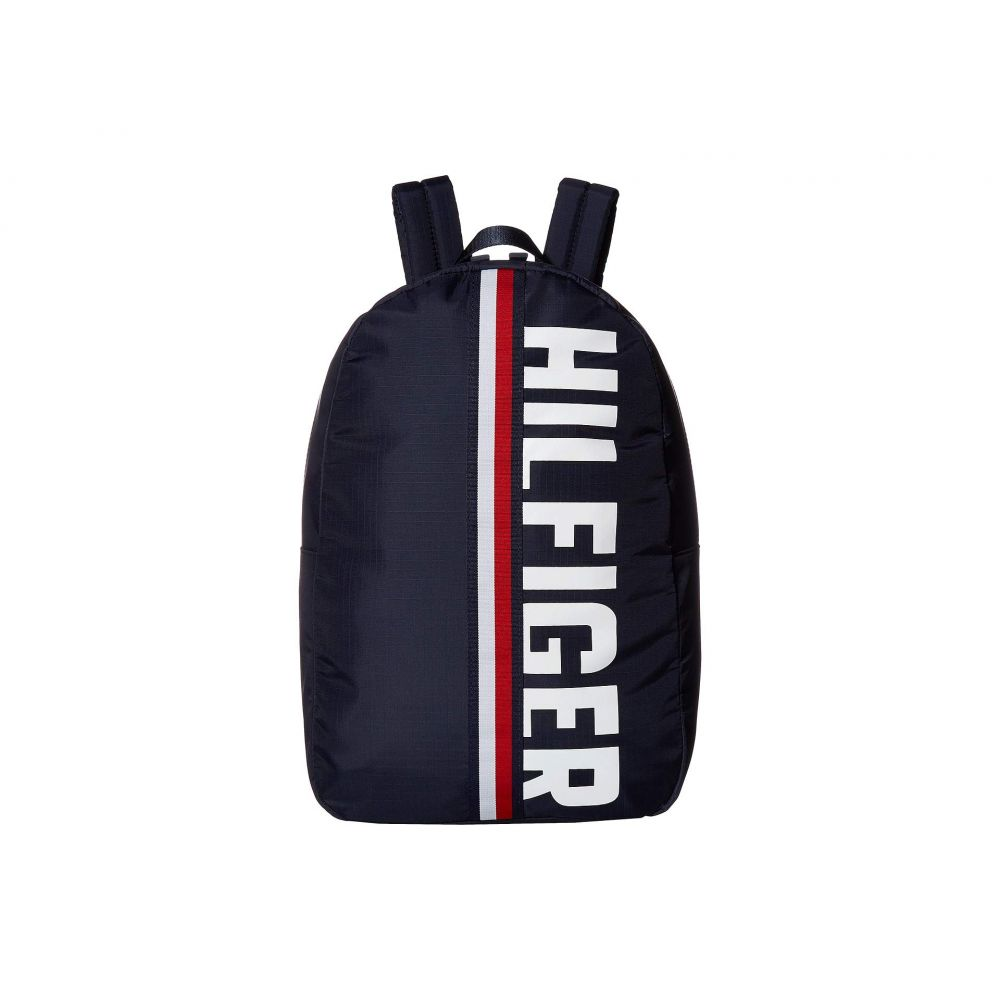 トミー ヒルフィガー Tommy Hilfiger メンズ バッグ バックパック・リュック【Knox Hilfiger Rip Stop Nylon Backpack】Tommy Navy