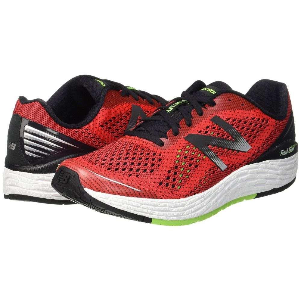 ニューバランス New Balance メンズ ランニング・ウォーキング シューズ・靴【Fresh Foam Vongo v2】Energy Red/Energy Lime