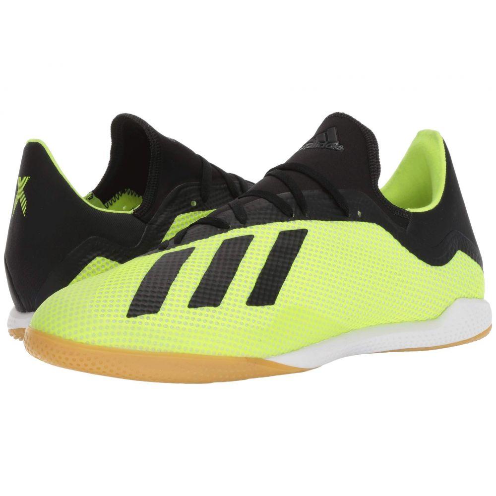 アディダス adidas メンズ サッカー シューズ・靴【X Tango 18.3 IN World Cup Pack】Solar Yellow/Black/White