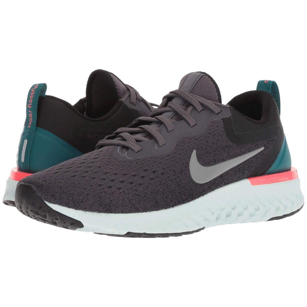 ナイキ Nike レディース ランニング・ウォーキング シューズ・靴【Odyssey React】Thunder Grey/Gunsmoke/Black/Geode Teal