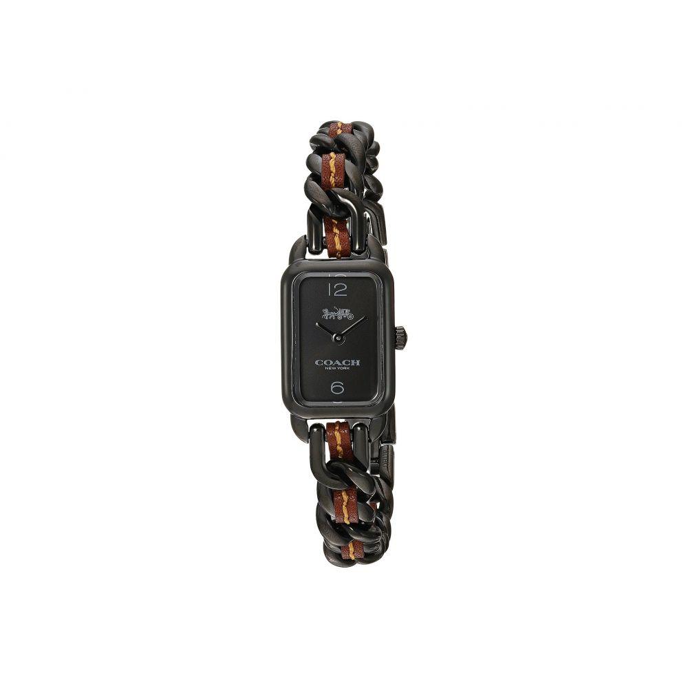 コーチ COACH レディース 腕時計【Ludlow - 14502747】Black