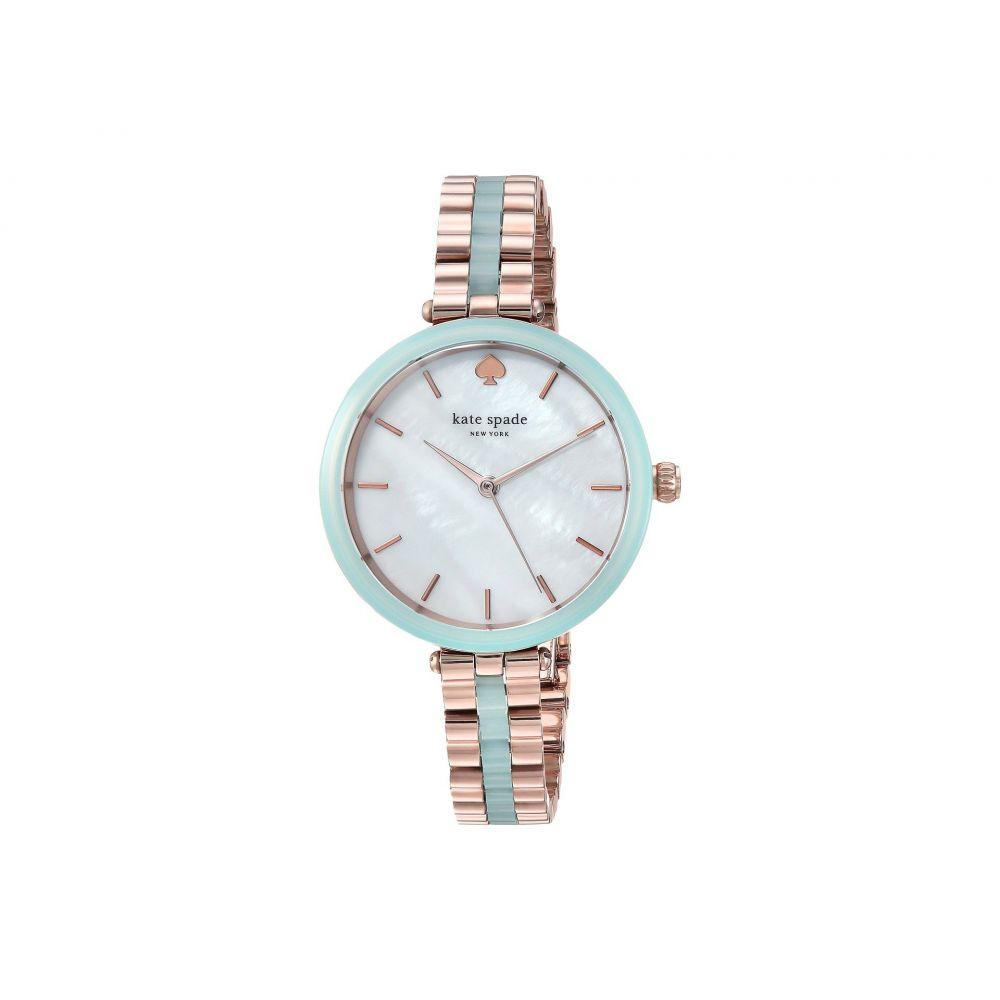 ケイト スペード Kate Spade New York レディース 腕時計【Holland - KSW1424】Green